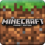 Minecraft Pocket Edition Android Logo